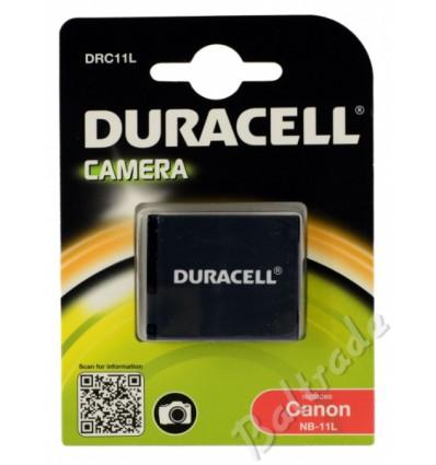 Аккумулятор NB-11L Duracell для Canon