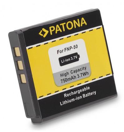 Аккумулятор NP-50 PATONA