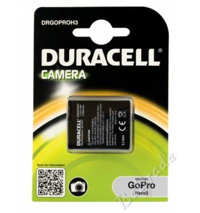 Аккумулятор для GoPro Hero 3 / 3+ Duracell AHDBT-301