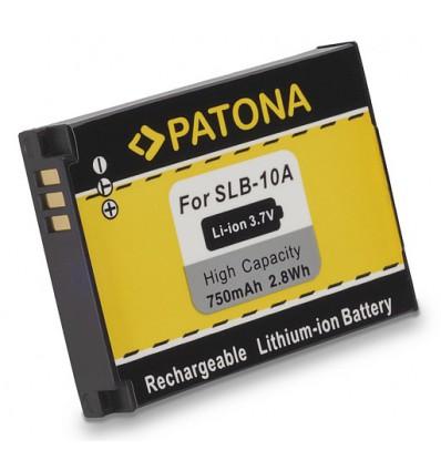 Аккумулятор SLB-10A PATONA