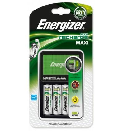 Зарядное устройство Energizer Maxi + 4 X R6/AA 2000 MAh