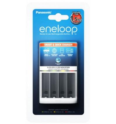 Зарядное устройство Panasonic Eneloop BQ-CC55