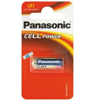 Батарейка специальная Panasonic LR01 / LR1 / N