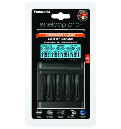 Зарядное устройство Panasonic Eneloop BQ-CC65