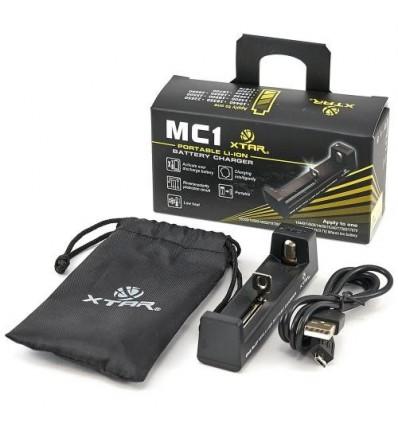 Зарядное устройство Li-Ion Xtar MC1 18650 для Li-ion аккумуляторов