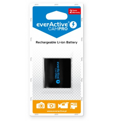 Аккумулятор EverActive CamPro - для GoPro Hero 4 / 4+ / AHDBT-401