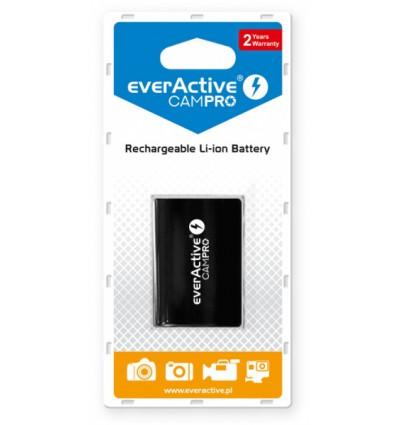 Аккумулятор everActive CamPro LP-E8 для Canon
