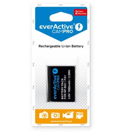 Аккумулятор NP-BG1 EverActive CamPro