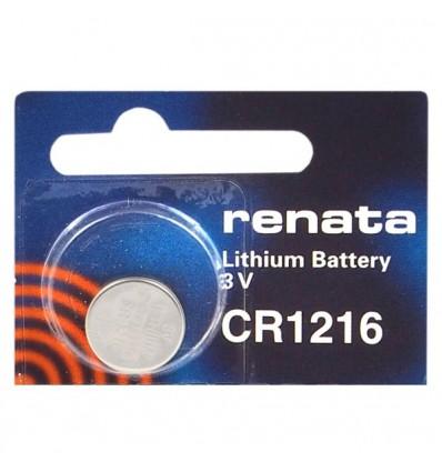 Батарейка литиевая Renata CR1216