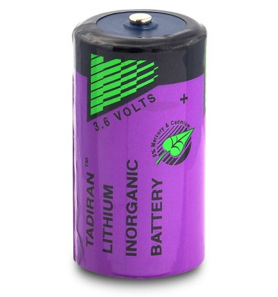 Батарейка литиевая TADIRAN LS 26500 C / SL-2770 3,6V LiSOCl2