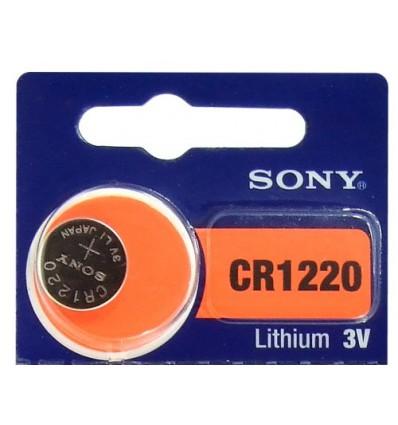 Батарейка литиевая Sony CR1220