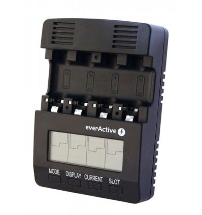 Профессиональное зарядное устройство EverActive NC-3000