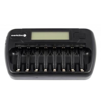 Профессиональное зарядное устройство EverActive NC-800