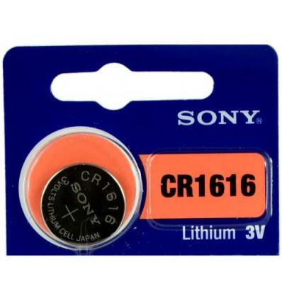Батарейка литиевая Sony CR1616