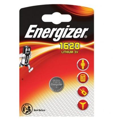 Батарейка литиевая Energizer CR1620