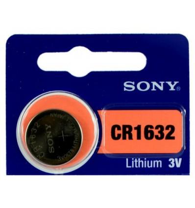 Батарейка литиевая Sony CR1632