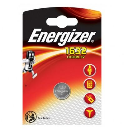 Батарейка литиевая Energizer CR1632