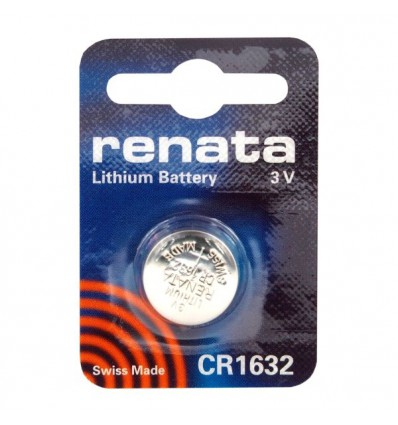 Батарейка литиевая Renata CR1632
