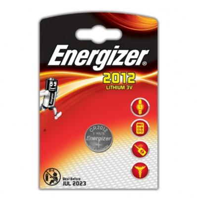 Батарейка литиевая Energizer CR 2012