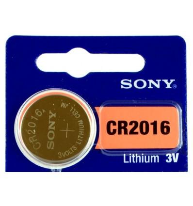 Батарейка литиевая Sony CR2016