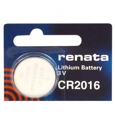 Батарейка литиевая Renata CR2016