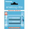 Аккумуляторы 2 x Panasonic Eneloop Lite R03 AAA 550mAh BK-4LCCE/2BE