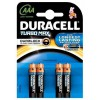 Батарейки Duracell Duralock Turbo Max LR03 AAA (Blister)