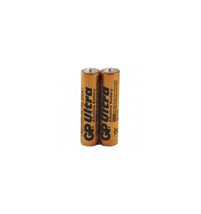Элементы питания щелочные 2 x GP Ultra Alkaline Industrial LR03/AAA