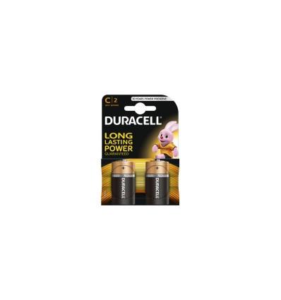 Батарейки 2 X Duracell LR14 C (Blister)