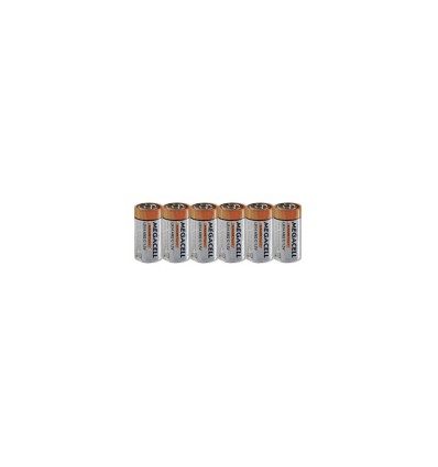 Элементы питания щелочные 6 x Megacell LR14 C
