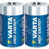 Батарейки Varta High Energy LR20/D 4920 (Blister)