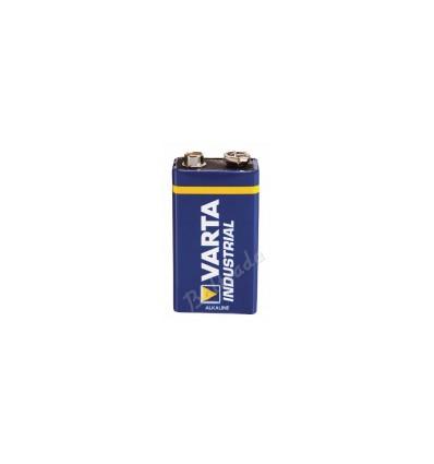 Батарейка Varta Industrial 6LR61/9V 4022 (Folia OEM)