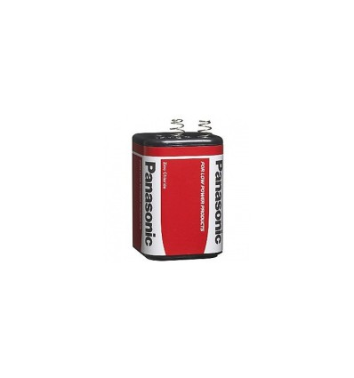 Батарея Panasonic 4R25 6V