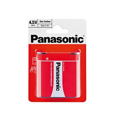Батарея Panasonic 3R12 4,5V