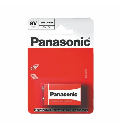Батарея Panasonic 6F22 9V