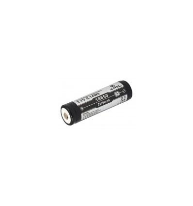 Аккумулятор Xtar 18650 3,7V Li-Ion 2200mAh с платой защиты