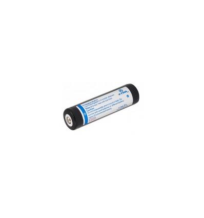 Аккумулятор Xtar 18650 3,7V Li-Ion 2600mAh с платой защиты