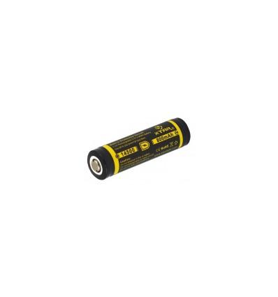 Аккумулятор Xtar 14500 / AA / R6 3,7V Li-Ion 800mAh с платой защиты