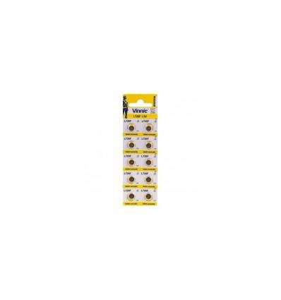 Батарейка Mini Vinnic G2 / AG2 / L726 / SR726 / SR59 / 396 / 556 / 29 / RW411 10 шт.