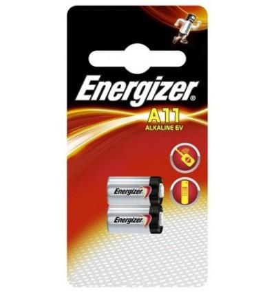 Батарейка для автосигнализации Energizer 11A / MN11, 2 шт.