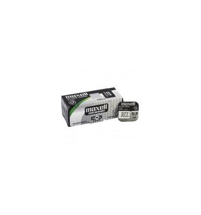 Батарейка Maxell 377 / 376 / SR 626 SW / G4