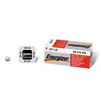 Батарейка Mini Energizer 337/SR416SW