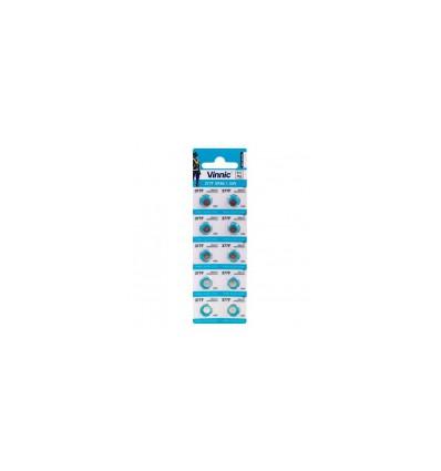 Батарейка Vinnic 377 / 376 / SR626SW / G4