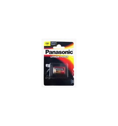 Батарейка литиевая Panasonic CR2
