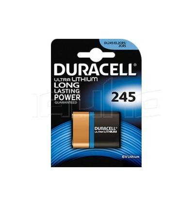 Батарейка литиевая Duracell DL245 / EL2CR5 / 2CR5