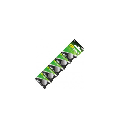 Батарейка литиевая GP CR2032