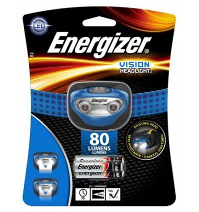 Налобный фонарь Energizer Vision Headlight