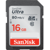 Карта памяти SanDisk SDHC 16GB Ultra 533x