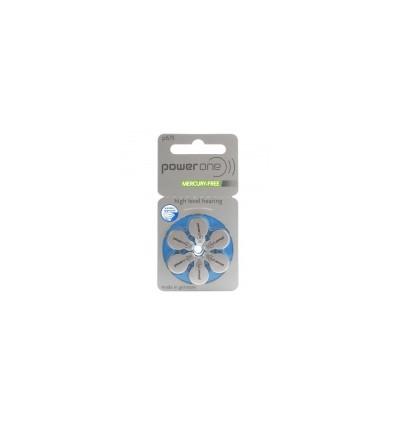 Батарейки для слуховых аппаратов Power One Varta 675 MF