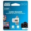Кардридер MicroSD GoodRam A020 USB 2.0 + MicroUSB OTG